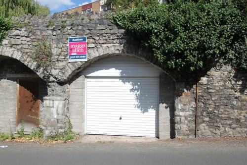Garage at Chock Lane, Westbury On Trym