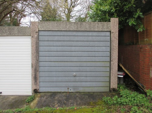 Garage 12, Canford Lane, Westbury On Trym