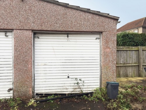 Garage rear of 138A Mount Hill Road, Hanham