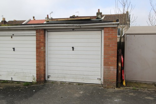 Garage 6, Brockhurst Gardens, Kingswood