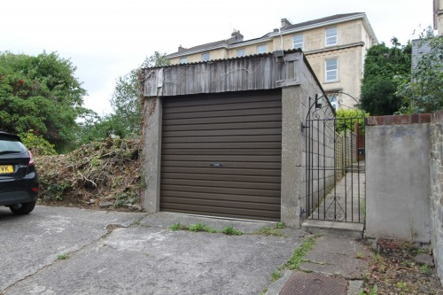 Garage rear of 168 Westbury Road, Westbury On Trym
