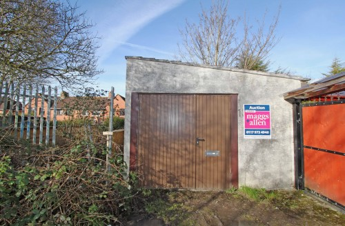 Land & Garage on Greenway Lane, Southmead