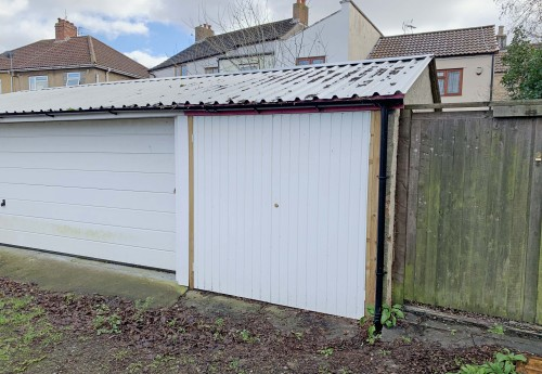 Garage off Claverham Road, Fishponds