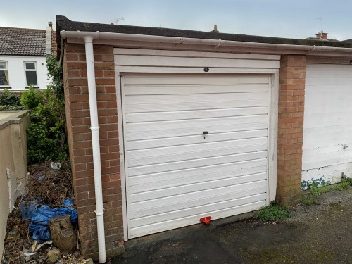Garage 1, Brockhurst Gardens, Kingswood